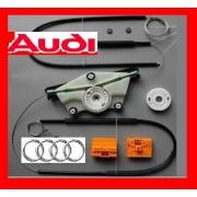 AUDI A2 99-05 Podnosnik szyby zestaw kpl przód L 4/5D