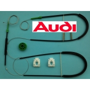 Audi A3 4/5D 96-04 zestaw kpl przód L