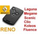 Naprawa Kart Renault